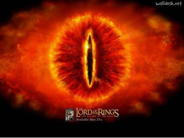 Eye-of-Sauron,-Lord-of-the-Rings,-Return-of-the-King