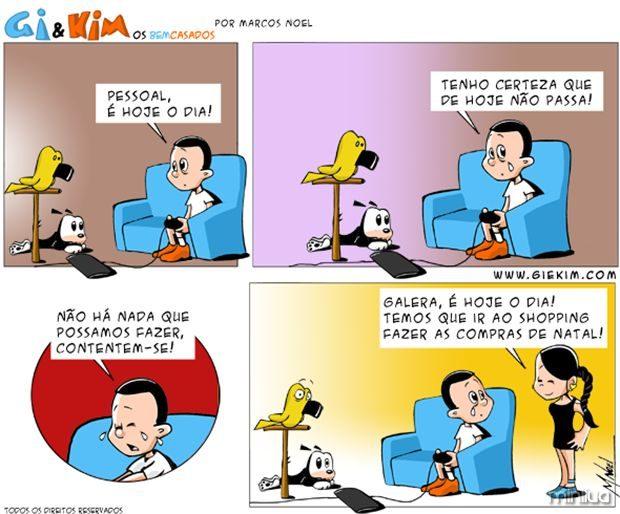 Bem Casados Tirinha 0305