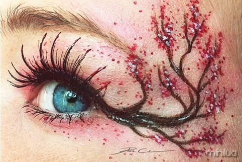 arte e maquiagem arvore_thumb[2]
