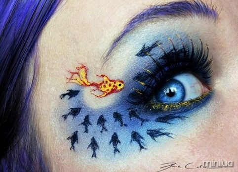 arte e maquiagem peixe_thumb[1]