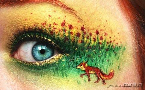 arte e maquiagem raposa_thumb[2]