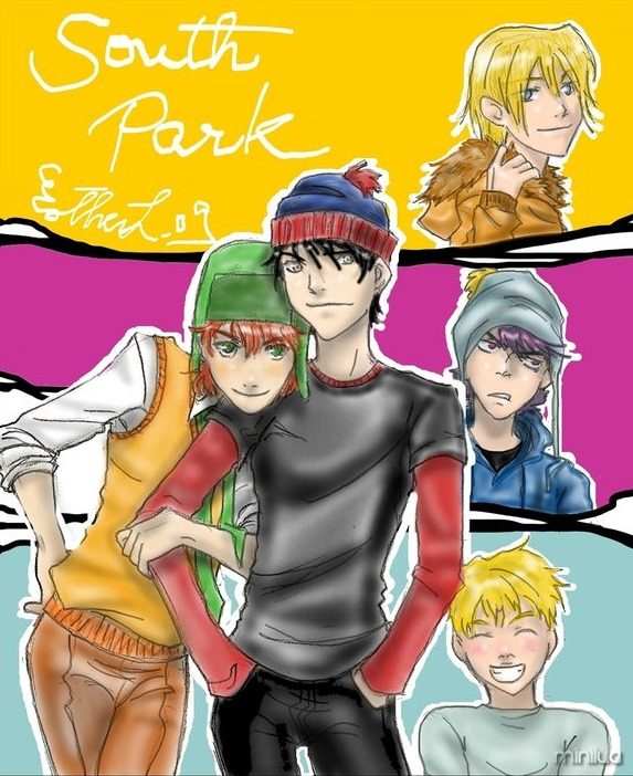 South_Park_by_edwardelricwife