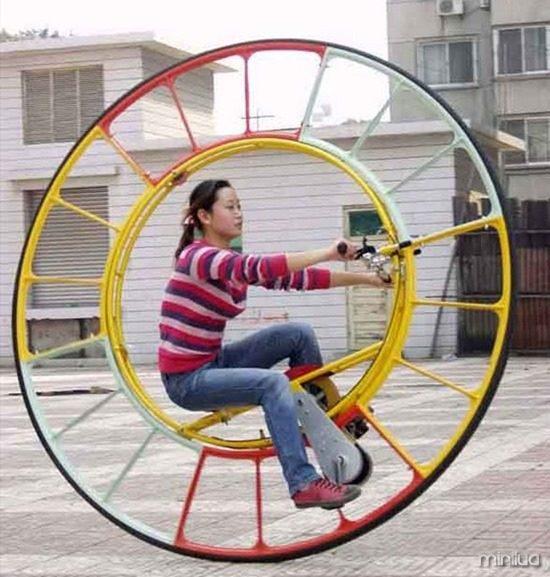 10. Bicicletas louca bikes crazy criativa