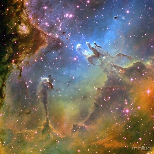 m16 image by travis rector. correction layers added by mark hanna