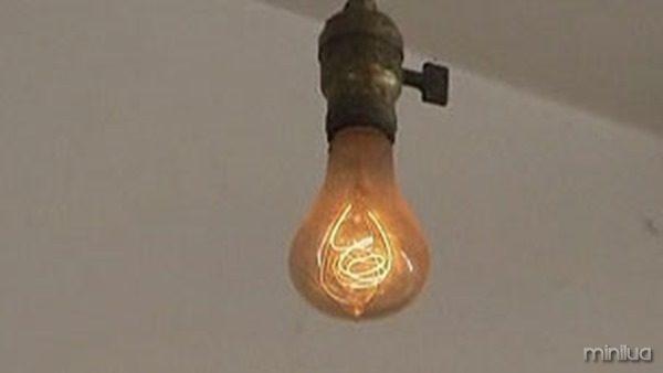 lampada secular