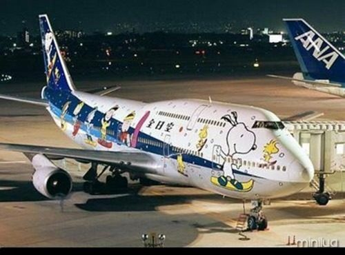 snoopy-aeroplane