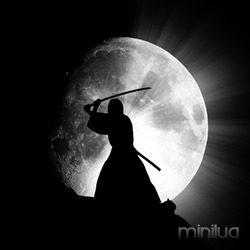 Samurai Moon Warrior