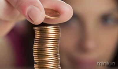 1 a fin contar dinheiro