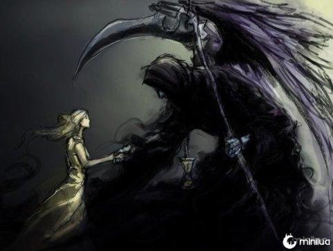 deus da morte