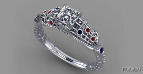 spiderman-ring