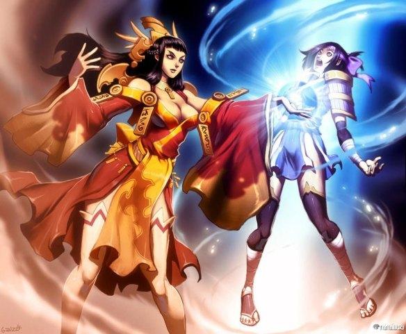 l5r___phoenix_magic_by_genzoman-d7fsrql