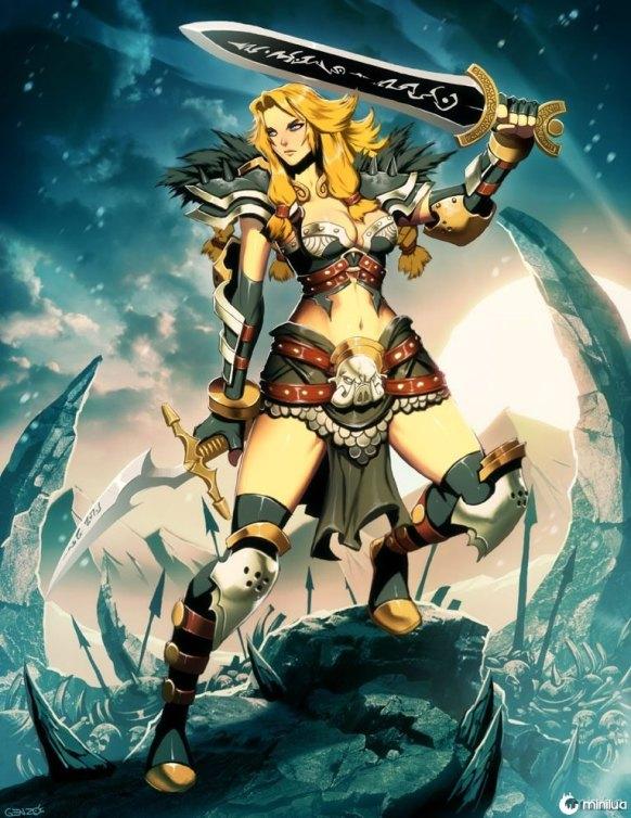 norsgard___dark_warrior_by_genzoman-d4vueki