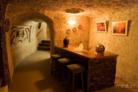 Faye's Underground House, Coober Pedy, Outback, South Australia, Australia