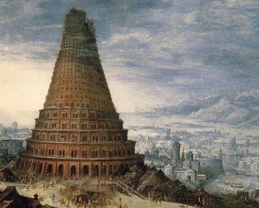 Seres da mitologia que realmente existiram: Torre de Babel #2