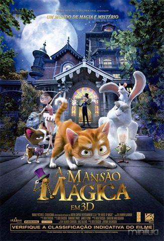 a mansão mágica