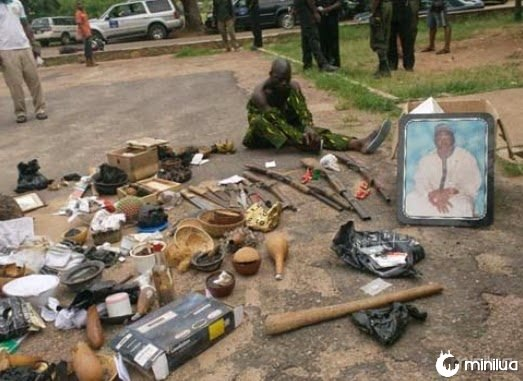 human sacrifices nigeria