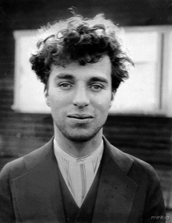 Charlie Chaplin a los 27, 1916.