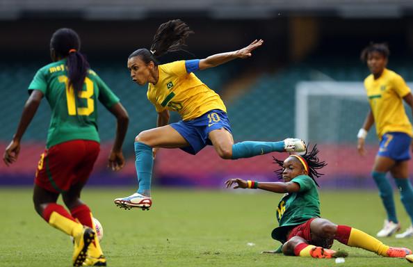 Marta+Olympics+Day+2+Women+Football+Cameroon+U2b0EisilJxl