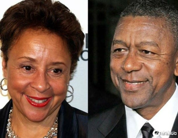 Robert Johnson e Sheila Crump