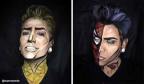 make-up-body-art-comic-book-superhero-cosplay-argenis-pinal-15