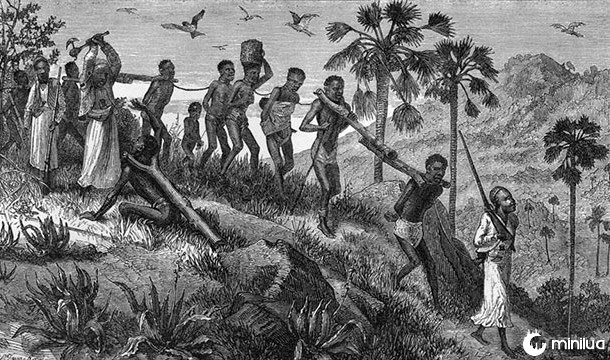 tráfico de escravos
