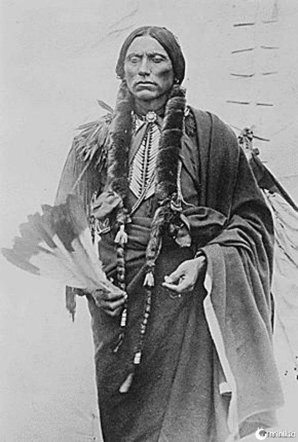 Os guerreiros Apache