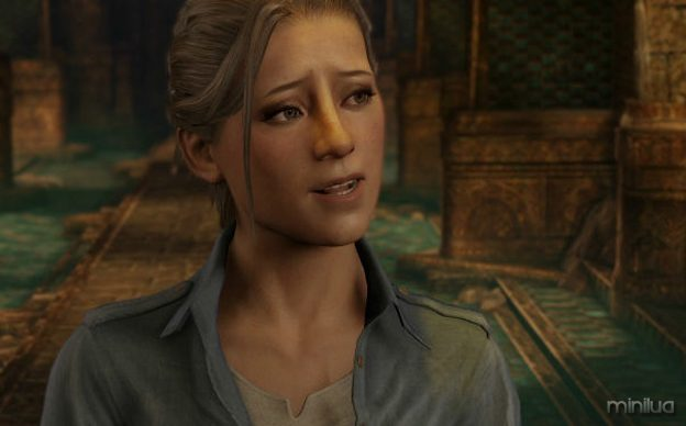 Elena Fisher (Uncharted)