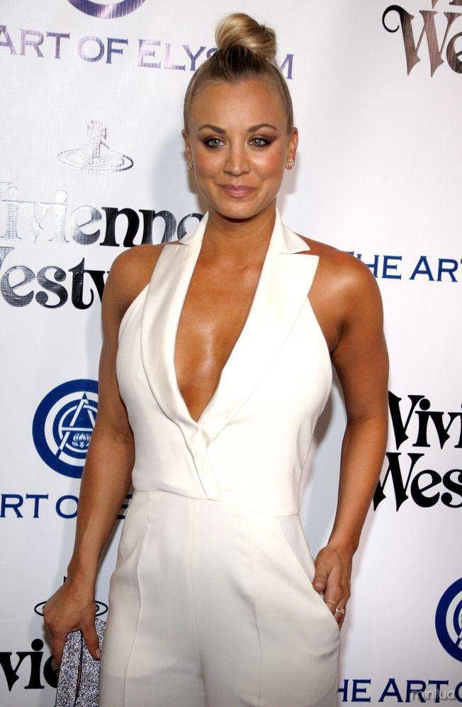 Kaley Cuoco - Now is listed (or ranked) 38 on the list