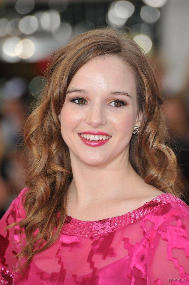 Kay Panabaker - Now is listed (or ranked) 22 on the list