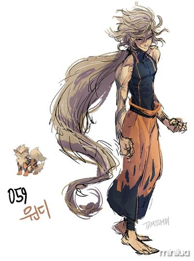 059_arcanine_by_tamtamdi-d932gbn