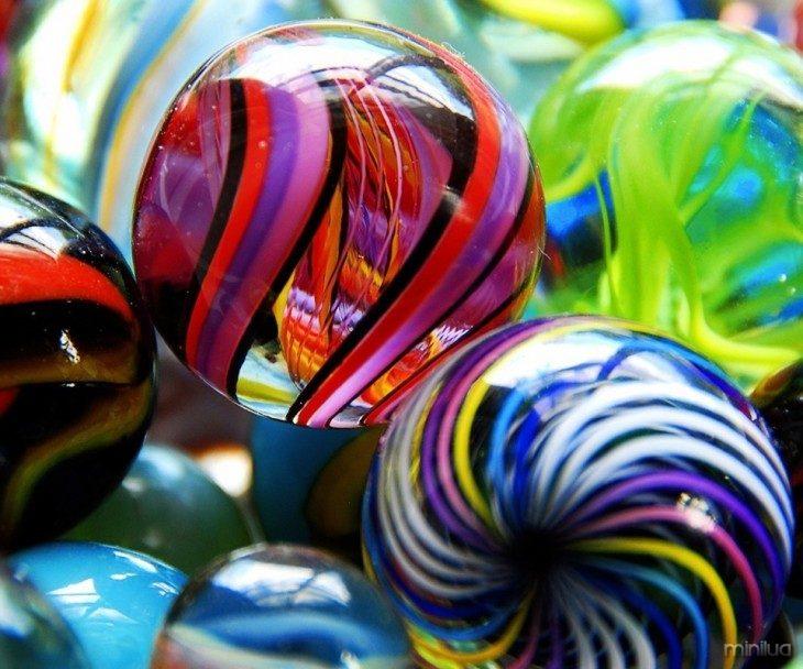 mármores, um dos brinquedos favoritos de 90