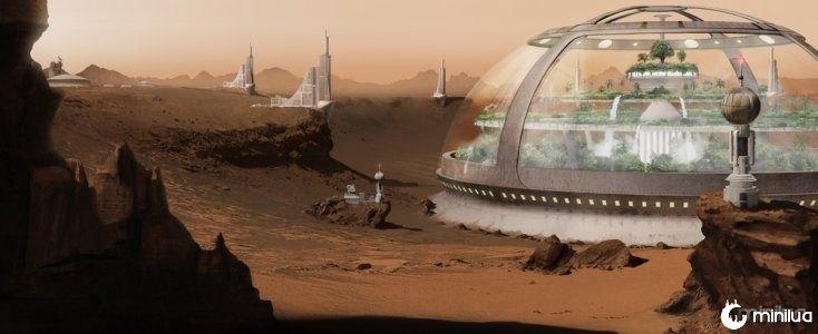 colonizar Marte
