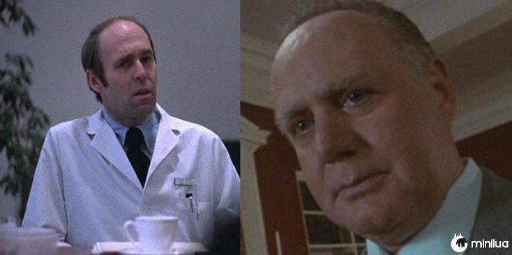 Barton Heyman - doutor Klein