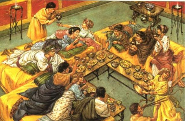 8 maneiras em que os antigos romanos eram pervertidos 6
