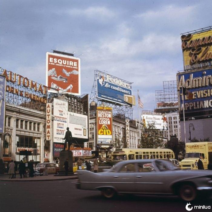 New York na década de 60
