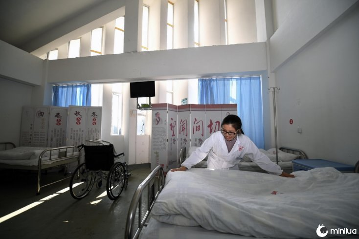 O sangue desta mulher era tão tóxico que eles tiveram que fechar o hospital ...