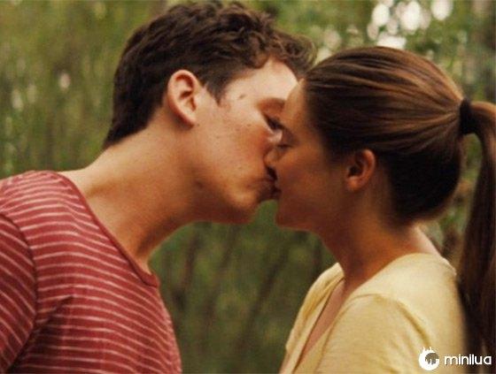 Shailene Woodley e Miles Teller