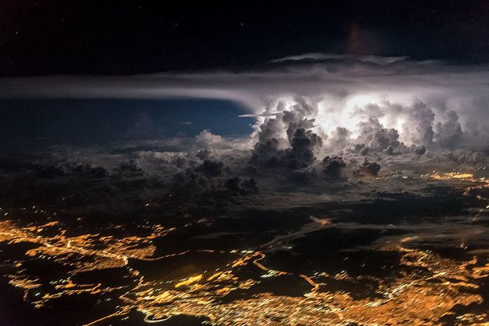 Tempestade sobre Panama City