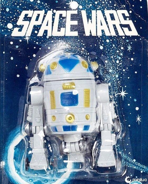 Pirada brinquedo Starwars