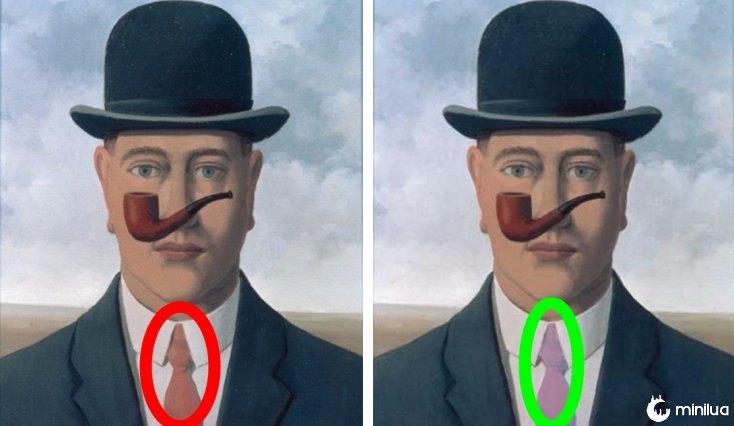 TEST VISUAL: Solamente 5 de cada 100 personas pueden ver la diferencia en estas 4 fotografías…