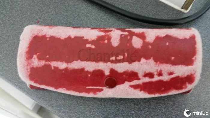 The Leather On My Glasses Case Has Worn Out. Now It Looks Like Bacon