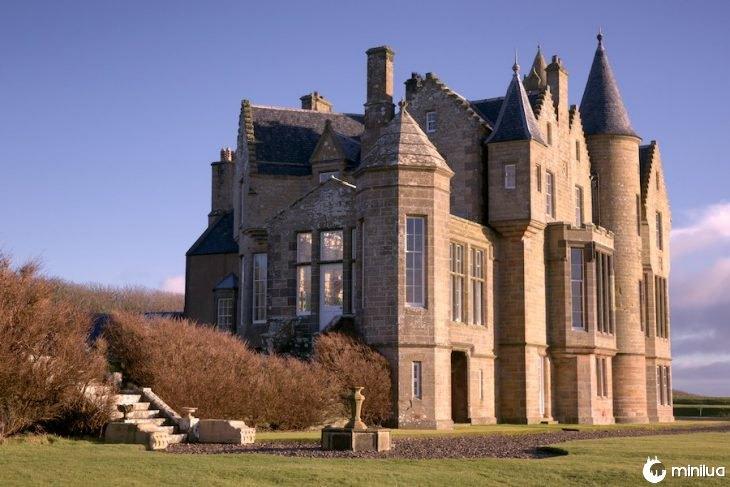 Balfour Castle escocia