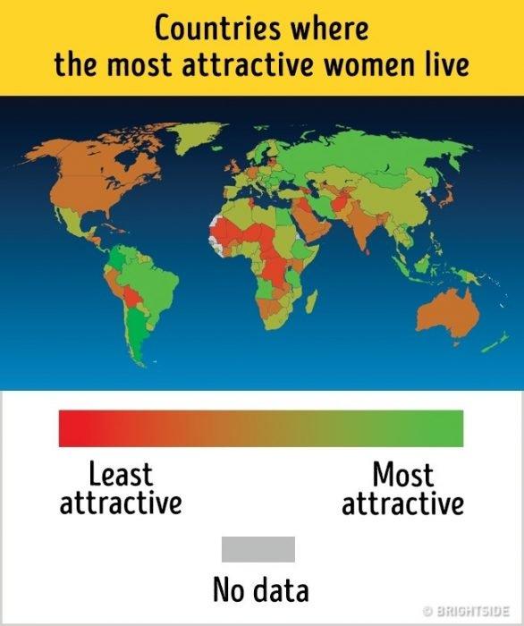 mapa mulheres