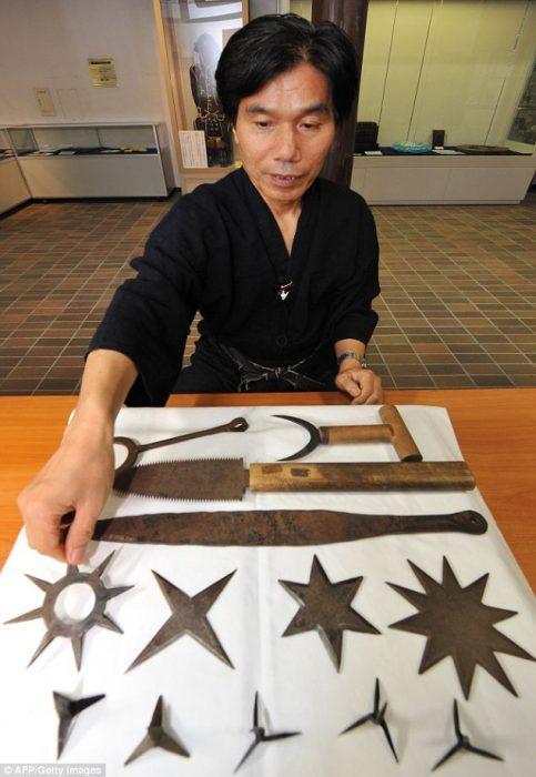 Kawakami Jinichi o último Ninja 2