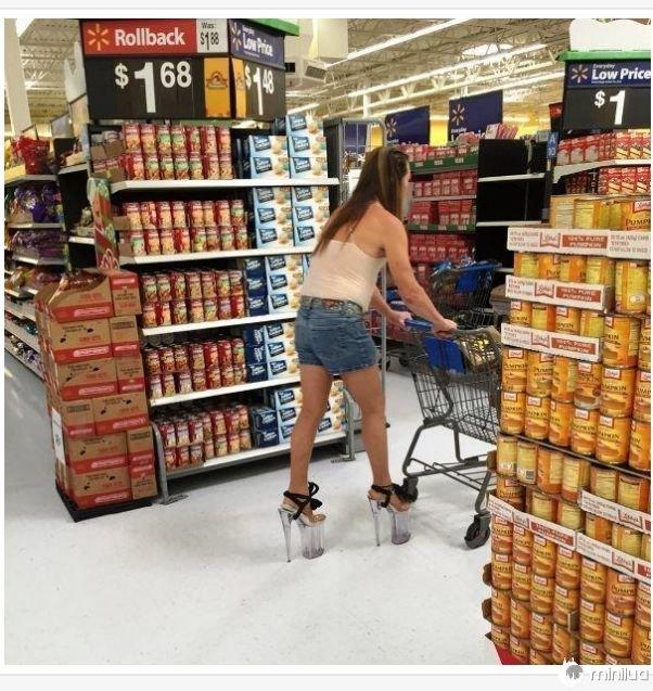 Walmart 4 pessoas