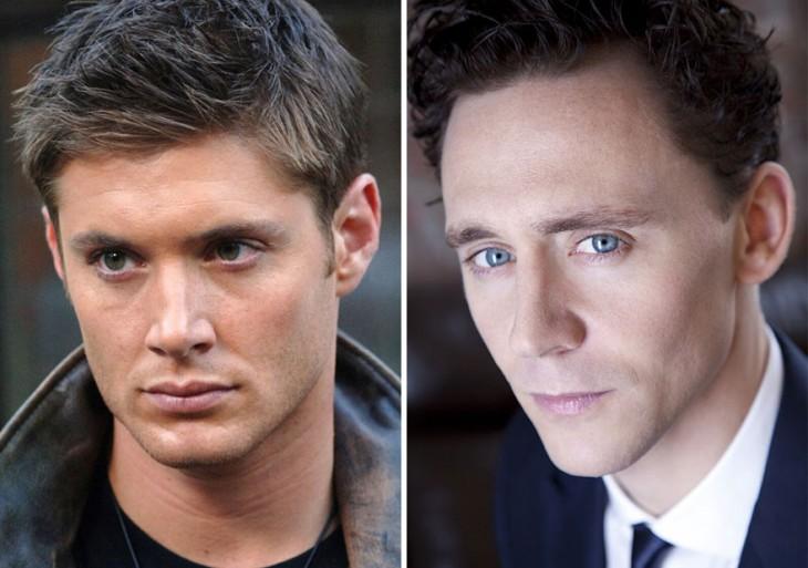 Así se verían estos 20 famosos si les mezclaran sus rostros That Nordic Guy