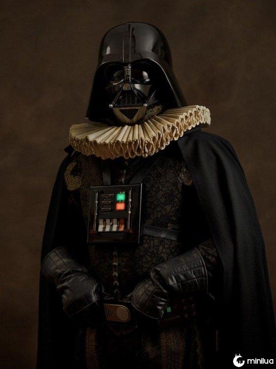Darth Vader século XVI