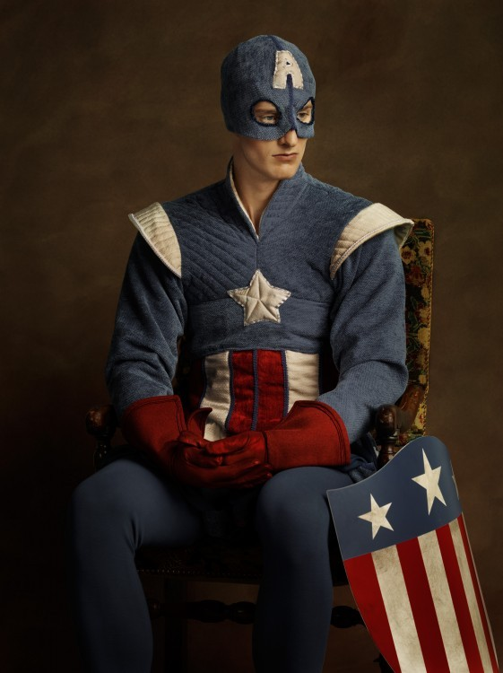 Captain America século XVI