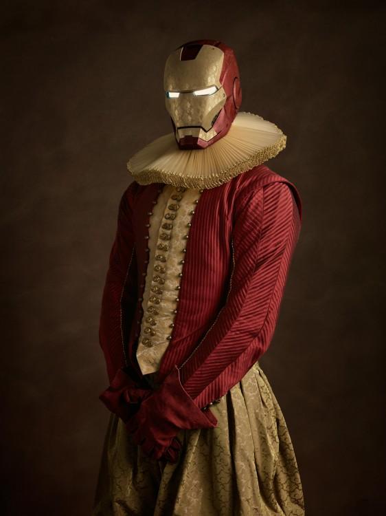 Iron man Siglo XVI