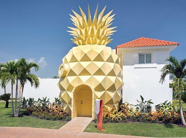 SpongeBob Igreja